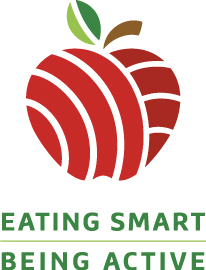 Eating Smart - Being Active Logo