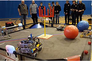 Robotics event in Clear Creek County