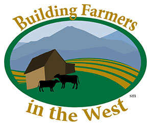 Building Farmers in the West Logo