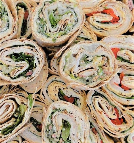Vegetable roll-ups