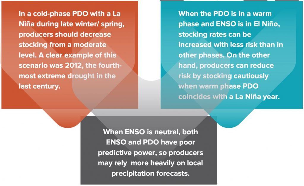 Cold, warm and neutral ENSO