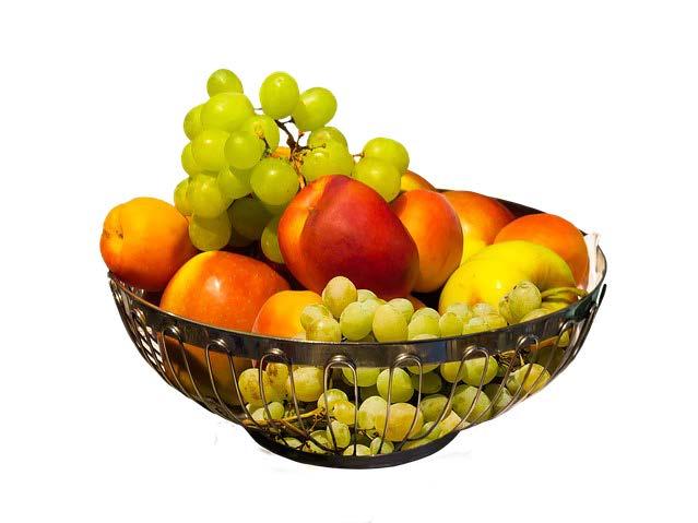tazón de fruta